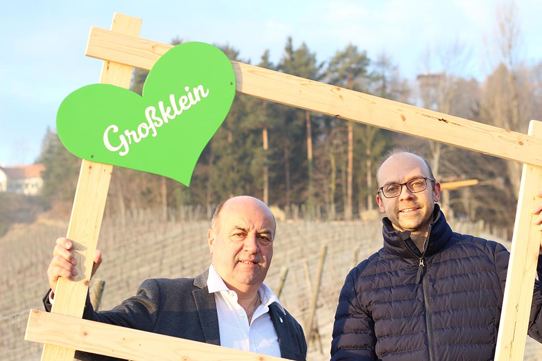 Ortsparteiführung ÖVP Großklein